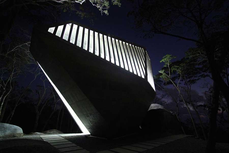 メキシコのアカプルコにある陽の沈む教会(チャペル)16