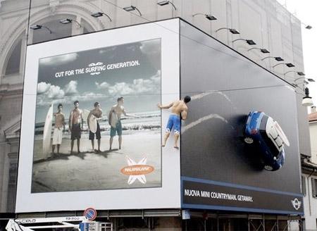 インパクトのある広告4