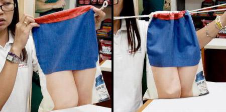 ショッピングバッグ広告10