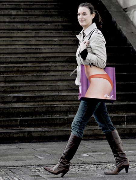ショッピングバッグ広告6