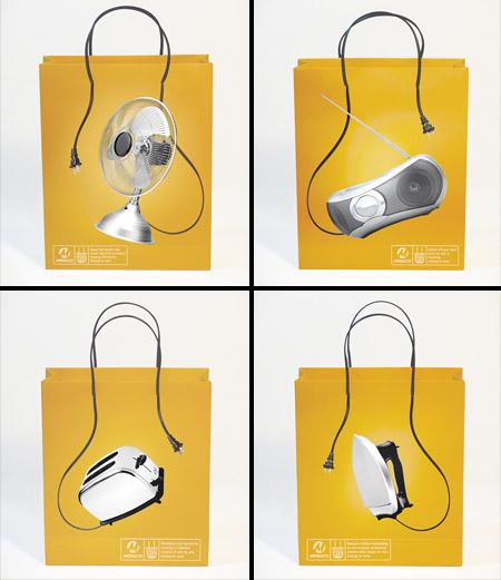 ショッピングバッグ広告5