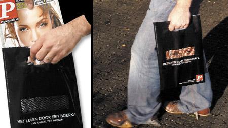 ショッピングバッグ広告4