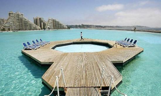 世界一大きなプールがあるホテル「サン·アルフォンソ·デル·マールリゾート」18
