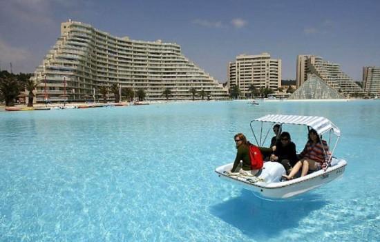 世界一大きなプールがあるホテル「サン·アルフォンソ·デル·マールリゾート」24