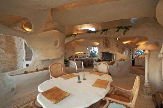 マリブにある石の家5