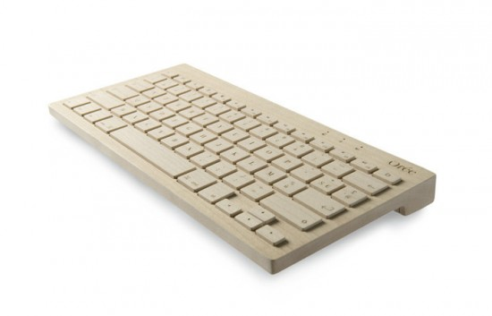 Macのブルートゥース搭載のキーボード1