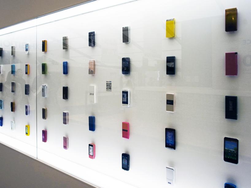 ドコモの携帯電話からスマートフォンへの進化の歴史11