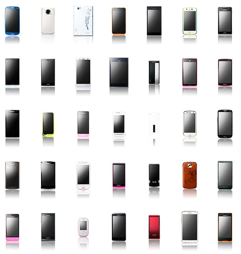 ドコモの携帯電話からスマートフォンへの進化の歴史10