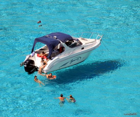 地中海に浮かぶ島ランペドゥーザ島2