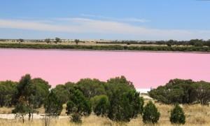 ヱヴァンゲリヲン新劇場版に出てきそうな色の湖2