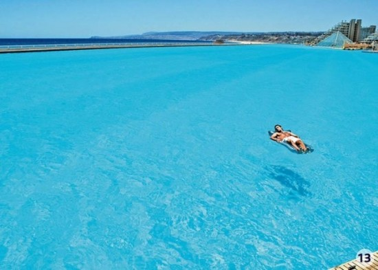 世界一大きなプールがあるホテル「サン·アルフォンソ·デル·マールリゾート」21