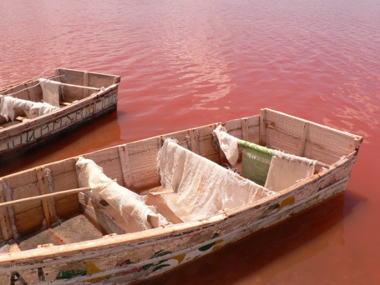 ヱヴァンゲリヲン新劇場版に出てきそうな色の湖6