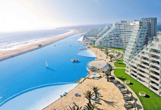 世界一大きなプールがあるホテル「サン·アルフォンソ·デル·マールリゾート」5