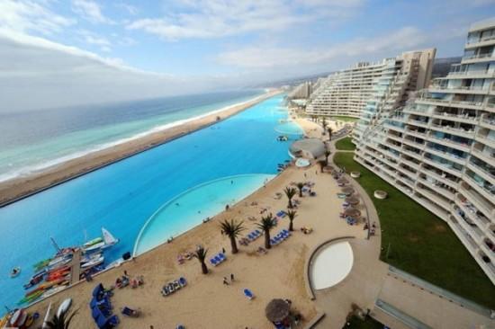 世界一大きなプールがあるホテル「サン·アルフォンソ·デル·マールリゾート」6