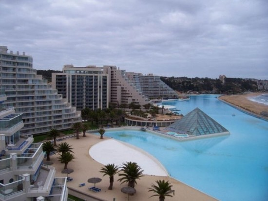 世界一大きなプールがあるホテル「サン·アルフォンソ·デル·マールリゾート」14