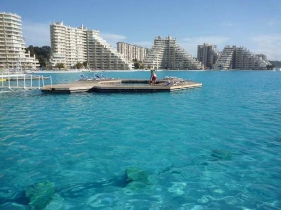 世界一大きなプールがあるホテル「サン·アルフォンソ·デル·マールリゾート」17