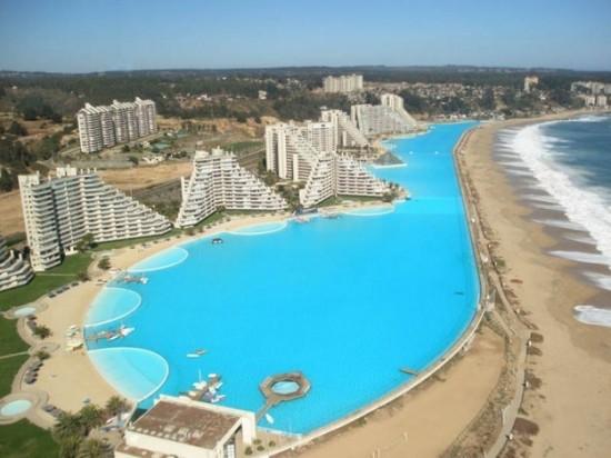 世界一大きなプールがあるホテル「サン·アルフォンソ·デル·マールリゾート」4