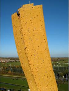世界一高い人工クライミング施設「エクスカリバータワー」13