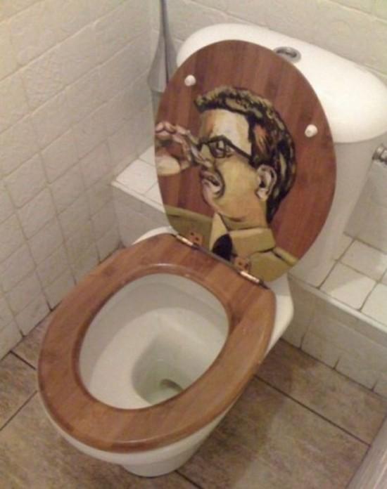 おかしなトイレ6