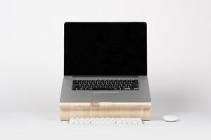 MacBookAirやMacBook Proに最適な木製のラップトップ6