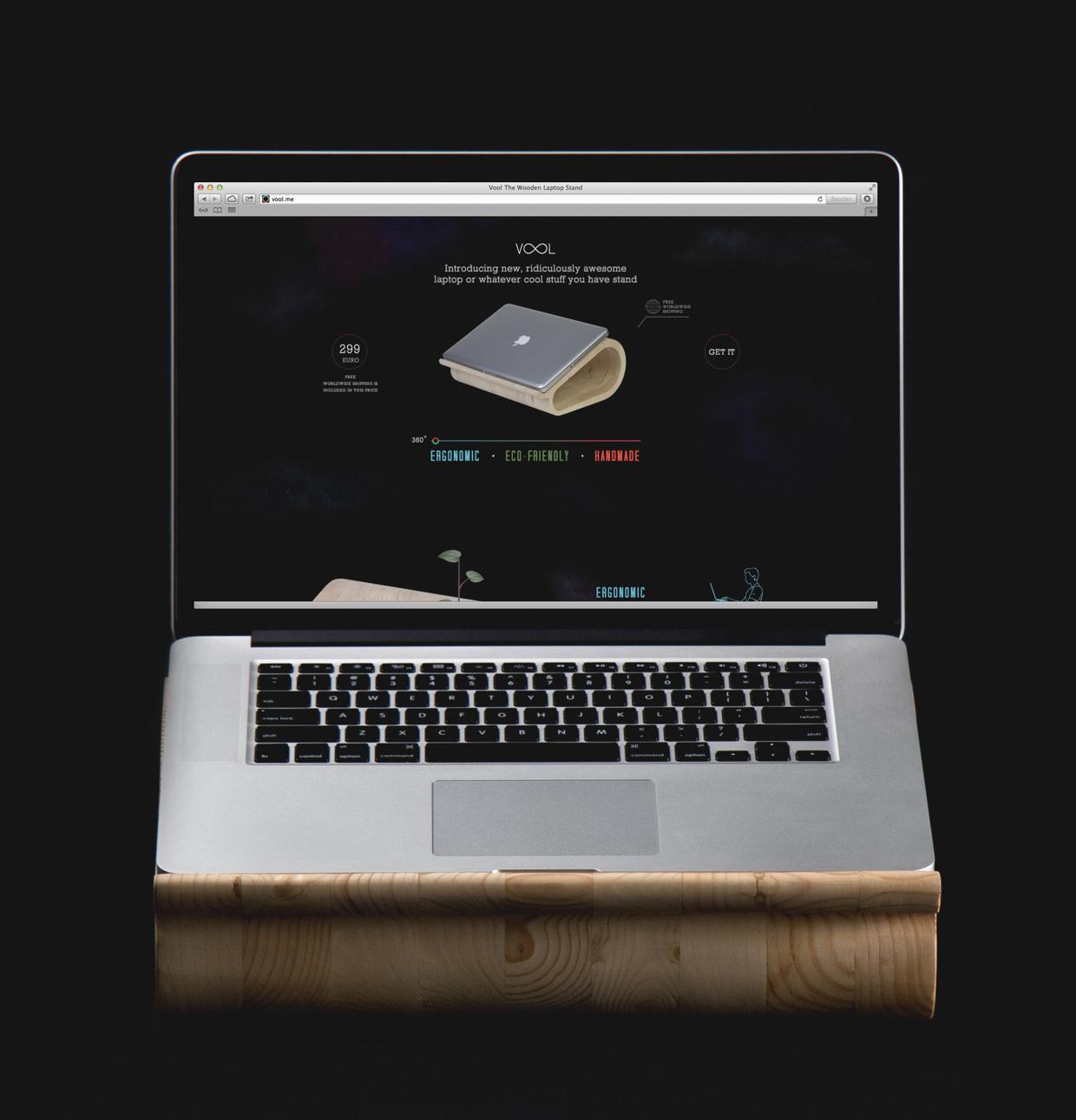 MacBookAirやMacBook Proに最適な木製のラップトップ22