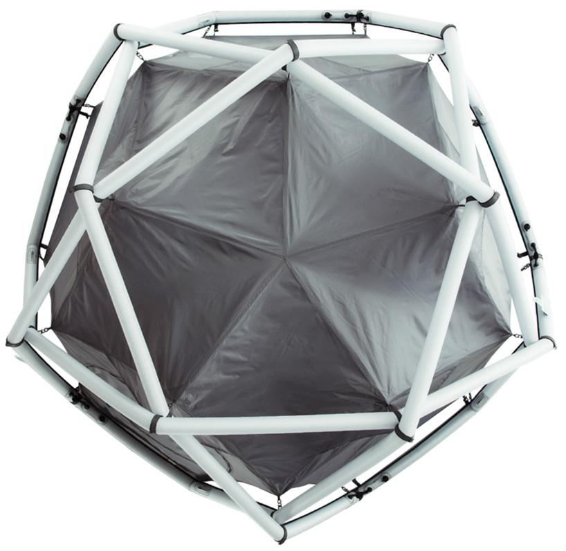 たった1分で設置できるキャンプ用テントHeimplanetの「The Cave」8