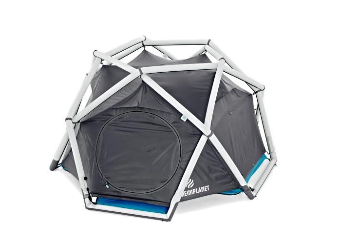 たった1分で設置できるキャンプ用テントHeimplanetの「The Cave」16