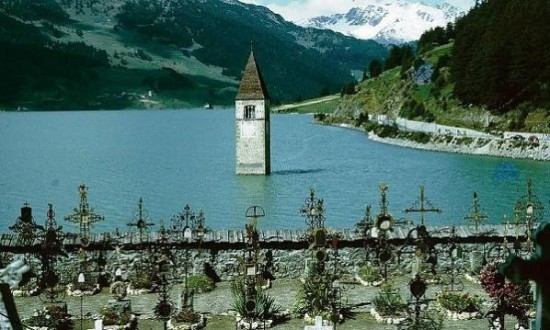 レジア湖の水の塔7