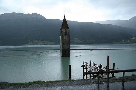 レジア湖の水の塔11