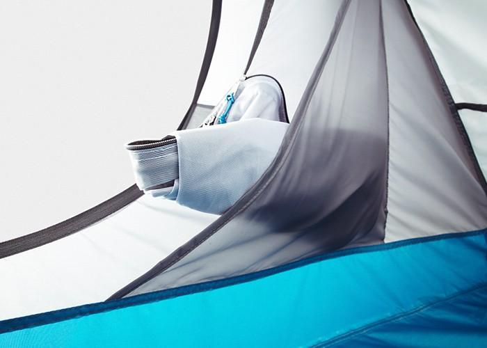 たった1分で設置できるキャンプ用テントHeimplanetの「The Cave」10