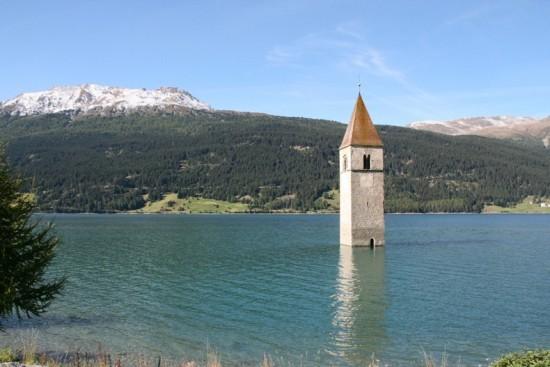 レジア湖の水の塔5