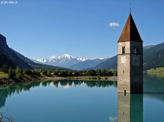 レジア湖の水の塔6