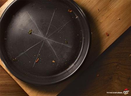 世界に溢れるピザ屋の広告6