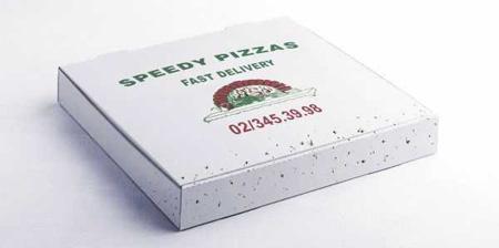 世界に溢れるピザ屋の広告7