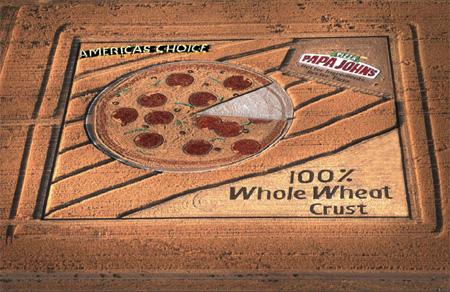 世界に溢れるピザ屋の広告8