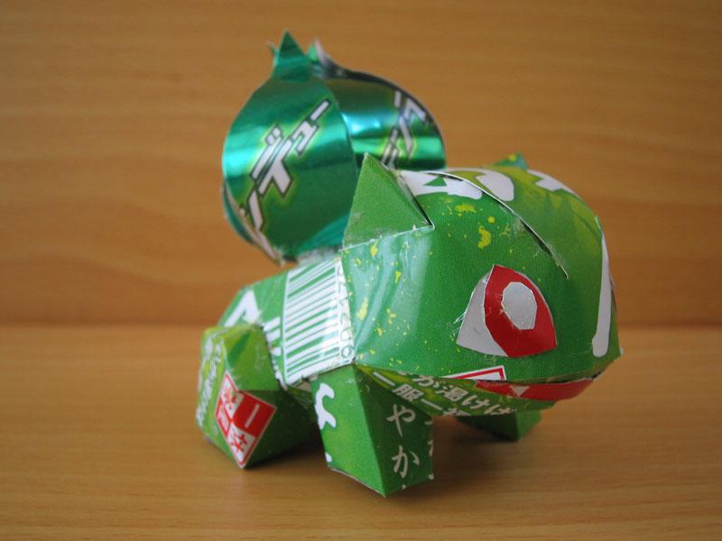 pokemon-made-from-aluminum-cans-japanese-artist-makaon-3