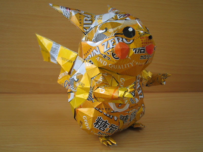 pokemon-made-from-aluminum-cans-japanese-artist-makaon-4