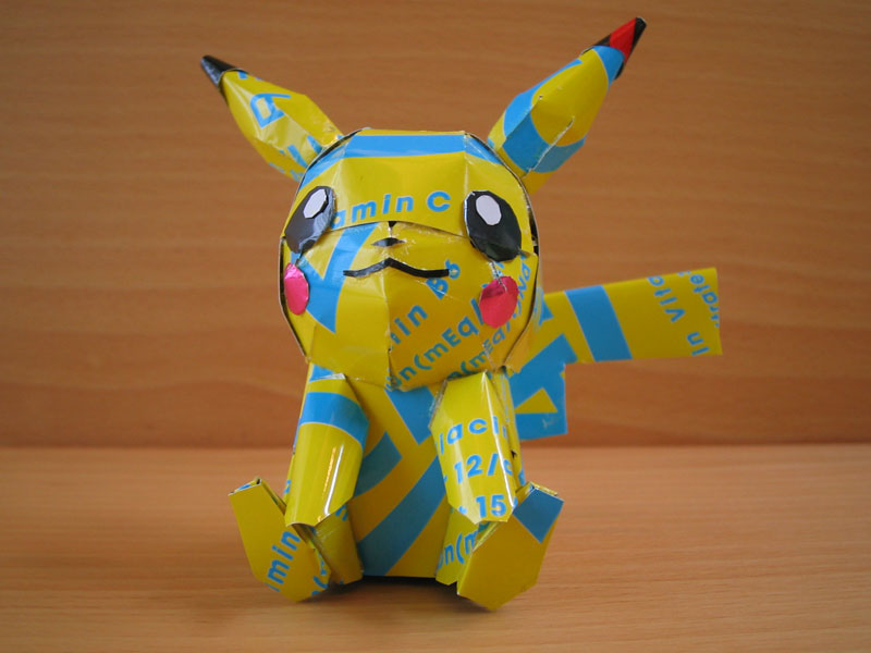 pokemon-made-from-aluminum-cans-japanese-artist-makaon-5