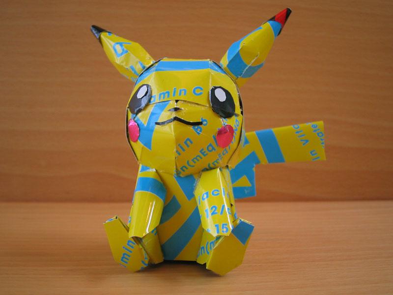 pokemon-made-from-aluminum-cans-japanese-artist-makaon-5