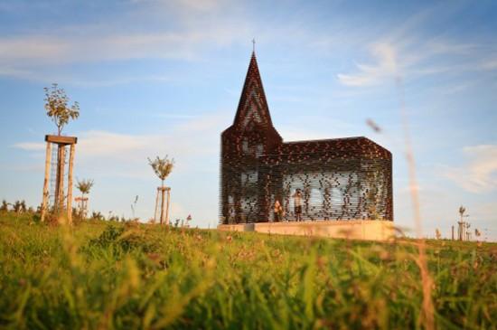 光の教会6