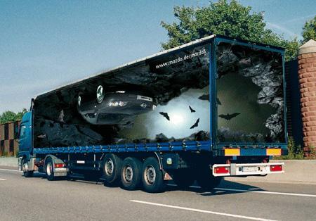 トラック広告4
