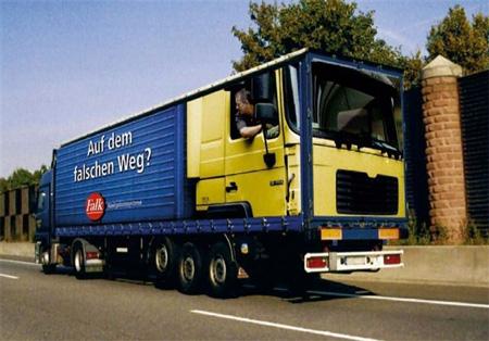 トラック広告7
