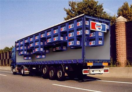 トラック広告8