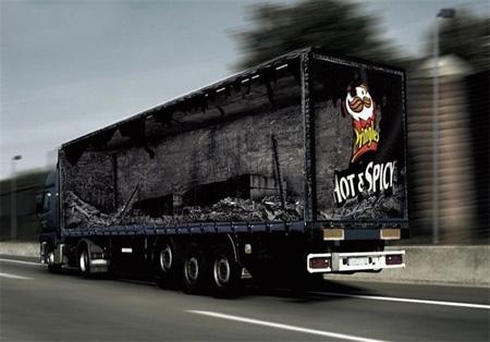 トラック広告9