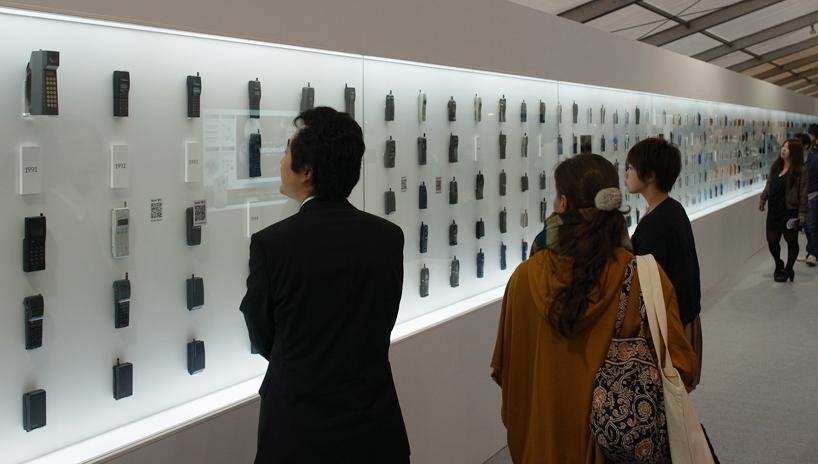 話からスマートフォンへの進化の歴史1