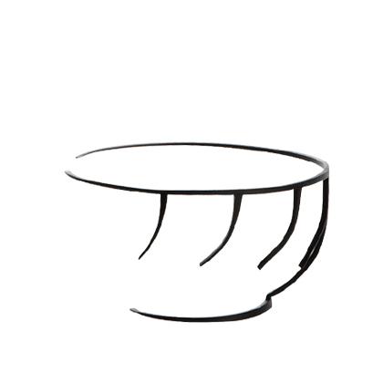繊細なキャンドルホルダーKishu6