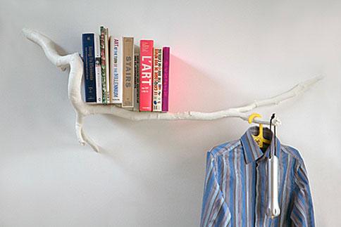 Lunuganga: Branch Shelf from WOK Media