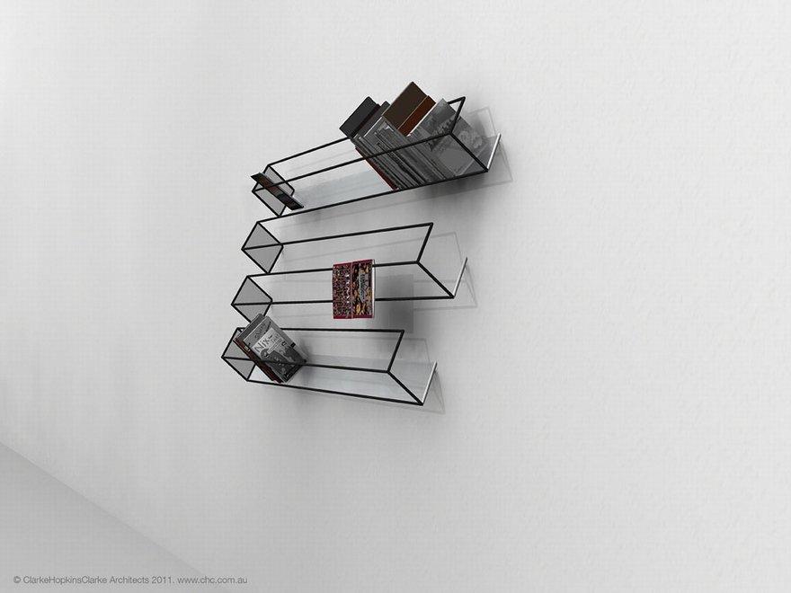 """Bias of Thoughts"" Bookshelf4"