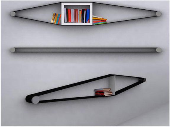 Elastico Bookcase3