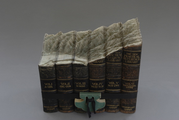 Carved Book Landscapes by Guy Laramee14